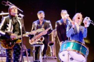 Arcade Fire Cover Creedence, Help Fan Propose in California