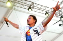 Chance the Rapper 'Wonderful Everyday: Arthur' Wyclef Jessie Ware