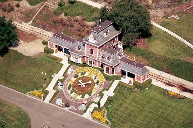 Michael Jackson Neverland Ranch For Sale