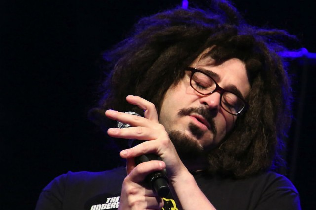 Adam Duritz 50th Birthday AARP magazine cover Counting Crows
