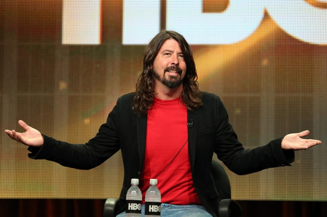 Foo Fighters HBO Show Dave Grohl Sonic Highways Premiere