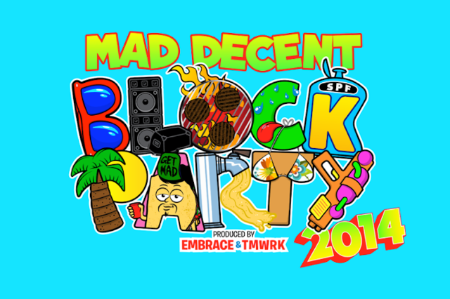 Mad Decent Block Party, Death, Second
