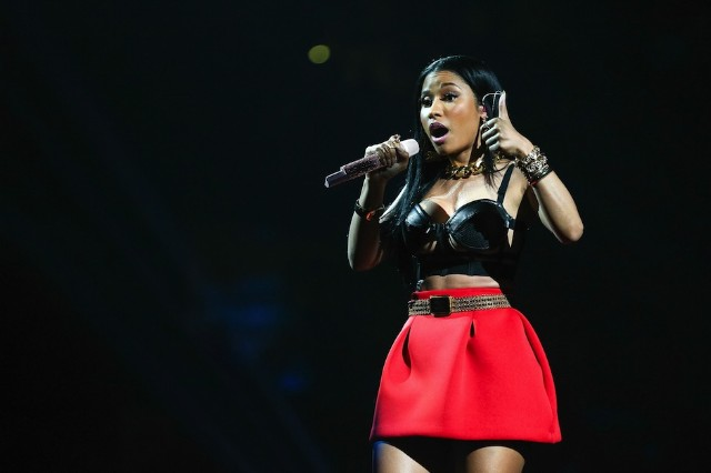 Nicki Minaj Anaconda Single Spotify Stream