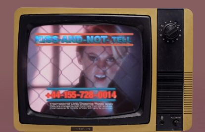 La Roux Stars in a Late Night TV Commercial in Her 'Kiss and Not Tell' Video