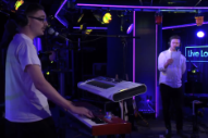 Watch Alt-J Pour Their Hearts Into Disclosure's 'Latch'