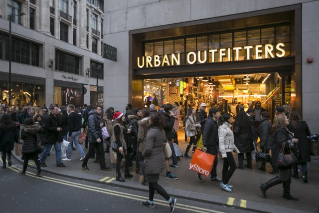 Urban Outfitters Vinyl Sales