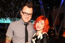 hayley williams new found glory one direction