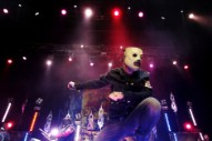 Slipknot's Knotfest Will Purposely Smell Like Flaming Camel Dung