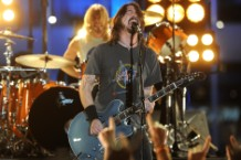 foo fighters 5-day letterman residency