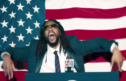 Lil Jon and Lena Dunham Want You to 'Turn Out For What' and Vote