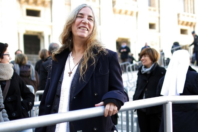 patti smith, 40th anniversary, horses, world tour