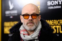 michael stipe, art classes, teacher, nyu, REM