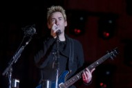 Chad Kroeger Thinks the Campaign to Keep Nickelback Out of London is 'Hilarious'