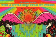 Flaming Lips Miley Cyrus Moby Lucy In the Sky With Diamonds Cover Stream