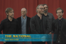the national, comedy bang bang, scott-aukerman