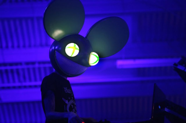 Deadmau5 Testpilot 'Sunspot' Richie Hawtin Stream