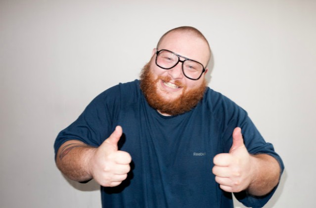Action Bronson/ Photo by Terry Richardson