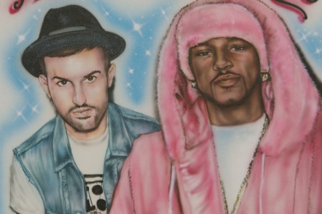Cam'ron and A-Trak