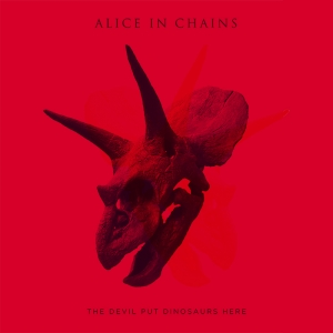 Alice in Chains, 'The Devil Put Dinosaurs Here' (Virgin)