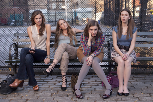 'Girls' / Photo courtesy HBO