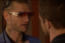 Riff Raff, from 'One Life to Live'