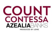 "The cover art for Azealia Banks' new single ""Count Contessa"""