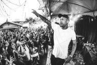 SXSW 2015: YG, John Legend, and More Play AXE White Label Collective Day Party