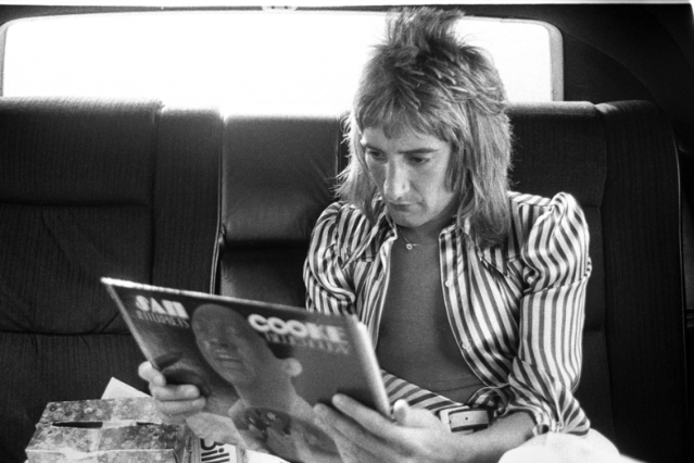Rod Stewart / Photo by Richard Upper