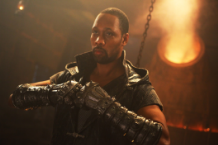 RZA in 'The Man With The Iron Fists'