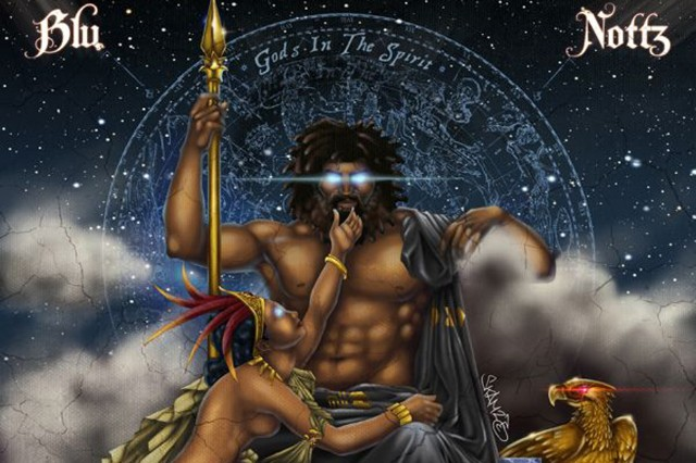 Stream Blu & Nottz's Treble-Heavy Epic 'Gods in the Spirit