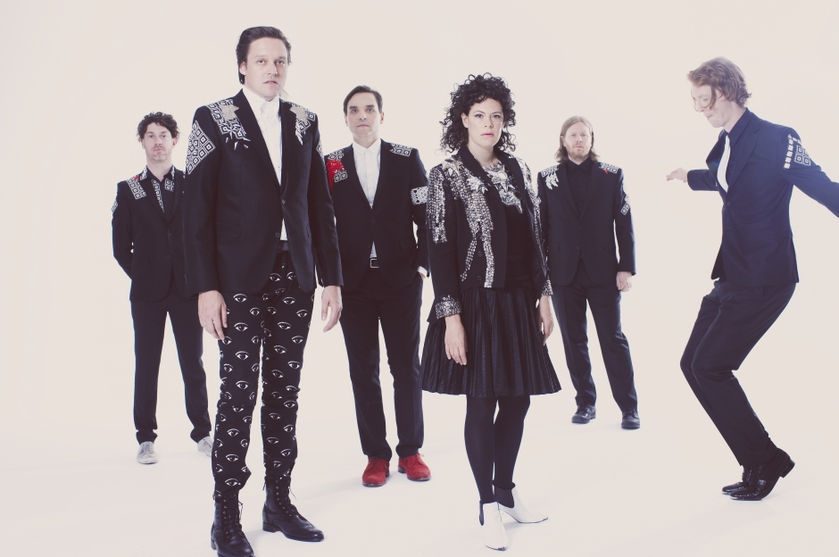 Arcade Fire Sharpen Their Edges on the Sprawling, Frequently Awesome 'Reflektor'