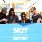 SKYY Infusions Coconut Escape