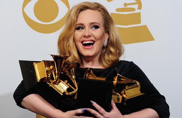 HIGH: THANK GOODNESS FOR ADELE'S BAD BREAKUP