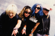 L7 Look Back at 20 Years of 'Pretend We're Dead'