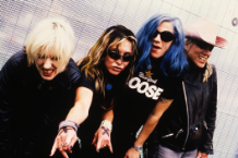 L7 / Photo by Mark Stringer/LFI