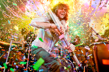 Flaming Lips Wayne Coyne Noise Pop