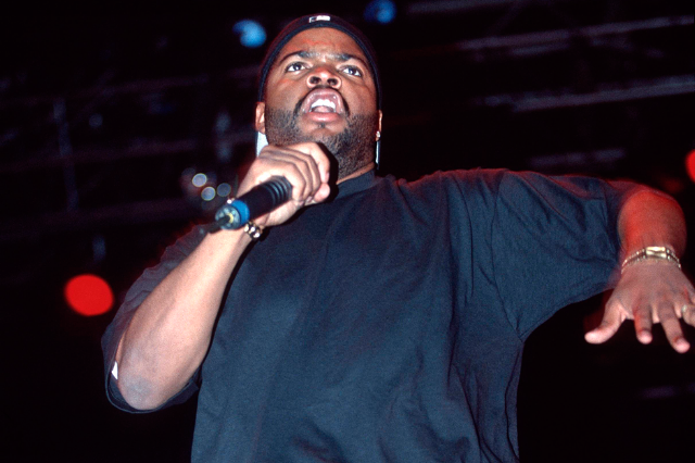 Ice Cube / Photo by Mick Hutson/Redferns