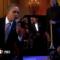 President Barack Obama sings with Mick Jagger, B.B. King, Buddy Guy