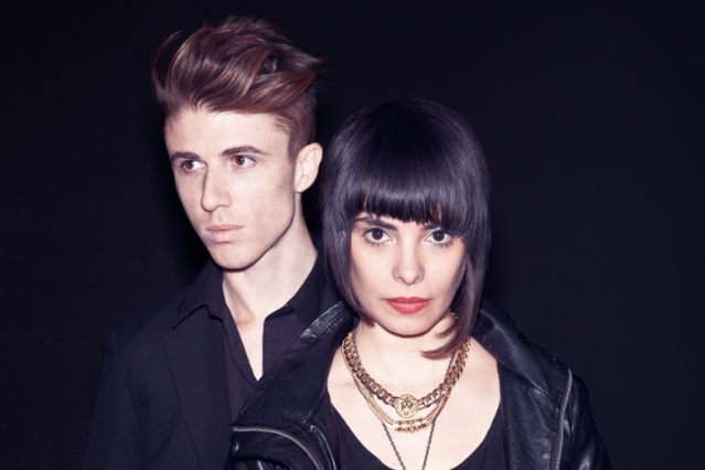 School of Seven Bells / Photo by Justin Hollar
