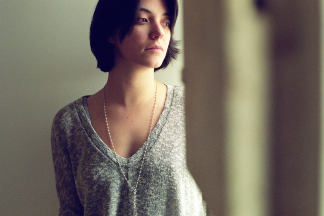 Sharon Van Etten / Photo by Dusdin Condren