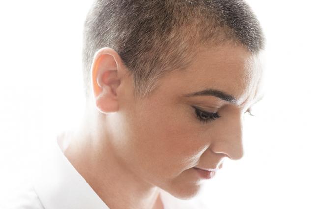 Sinéad O'Connor / Photo by Neil Gavin