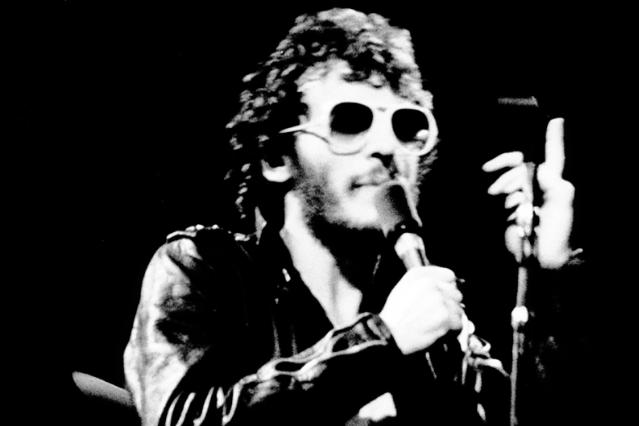 Springsteen in 1975 [Photo: Chris Walter/WireImage]