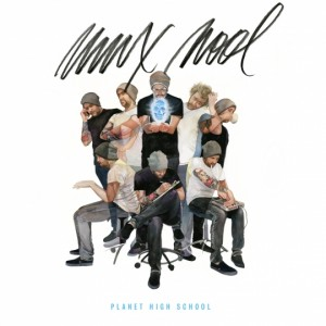 Mux Mool, 'Planet High School' (Ghostly)
