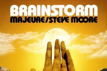 Majeure/Steve Moore, 'Brainstormed EP' (Temporary Residence)
