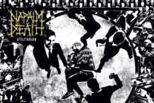 Napalm Death, 'Utilitarian' (Century Media)