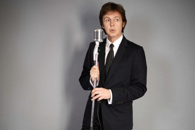 Review: Paul McCartney, 'Kisses on the Bottom'