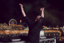 Skrillex at Electric Daisy Carnival, 2011 / Photo by Harper Smith