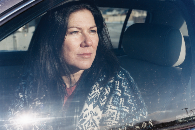 Kim Deal / Photo by Jason Frank Rothenberg for SPIN