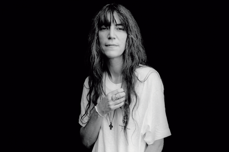 Patti Smith / Photo by Christopher Felver/Corbis