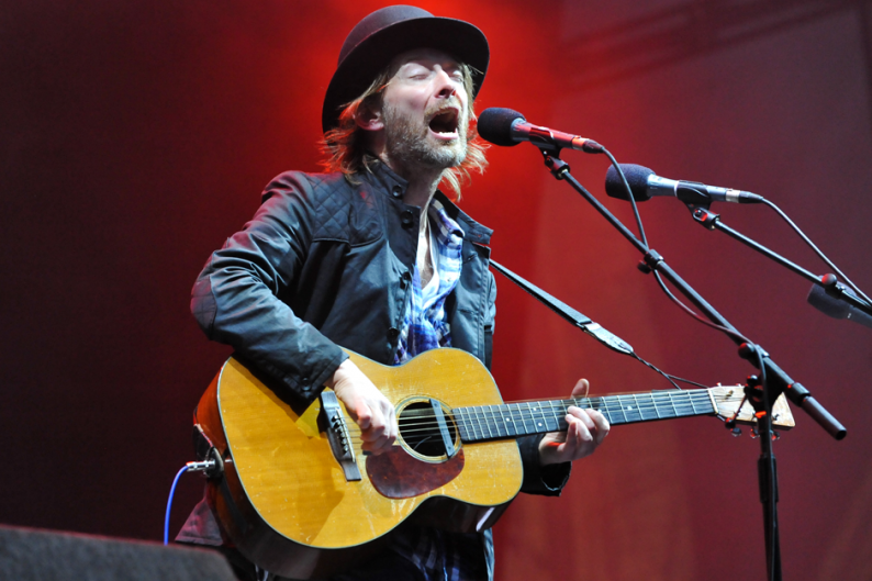 Thom Yorke (Photo: Andy Sheppard/Redferns)